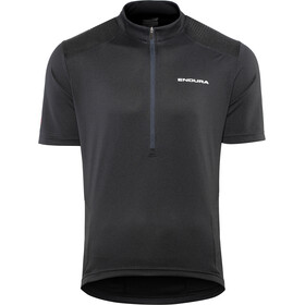 low cost 1263e 11d74 Endura Hummvee Maglietta jersey a maniche corte Uomo, black